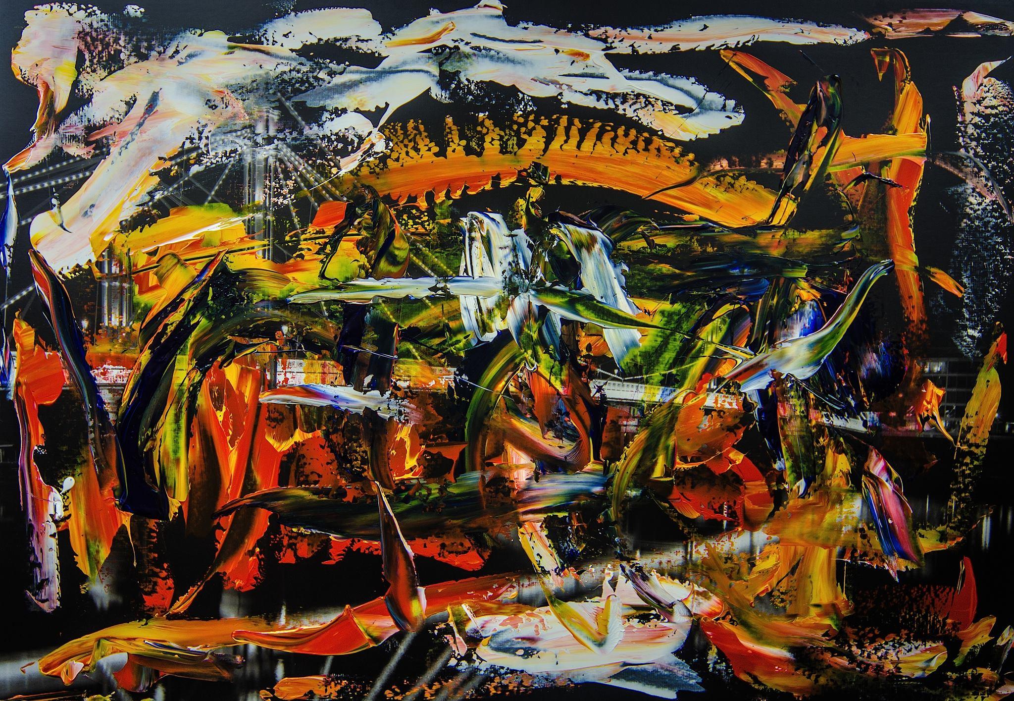 L'arte che esplode
