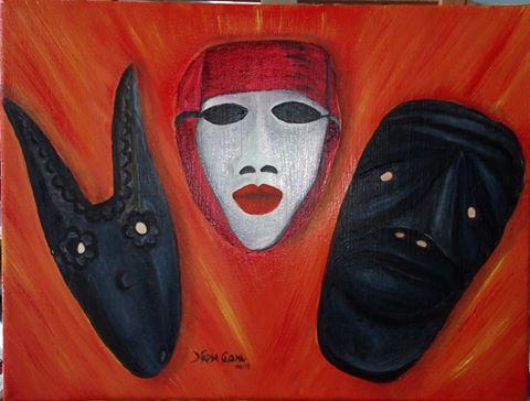 Nadia Cagna mi parla della sua pittura