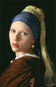STILE e tecnica del pittore olandese VERMEER