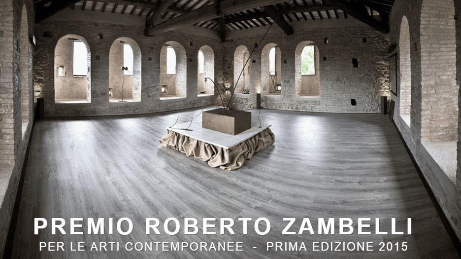 Premio Roberto Zambelli per le arti contemporanee