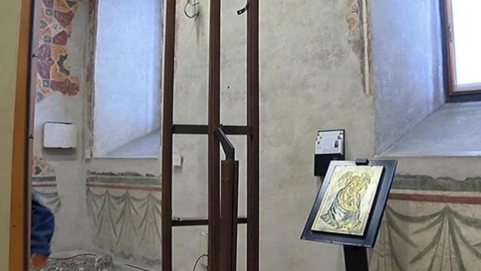 Furto di capolavori d'arte nel museo di Verona