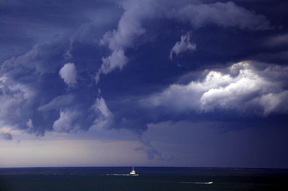 A Sydney la tempesta perfetta che sta spopolando sul web
