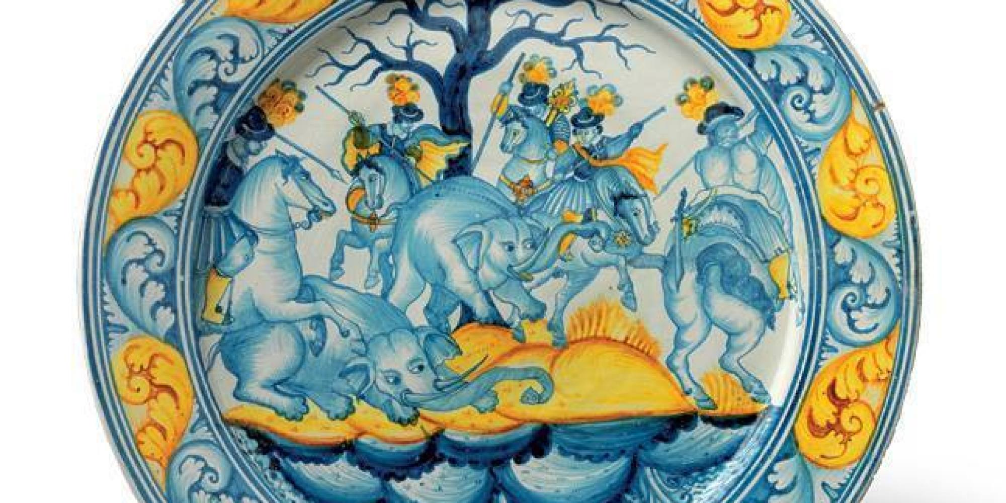 A Laterza tornano le ceramiche più famose del mondo