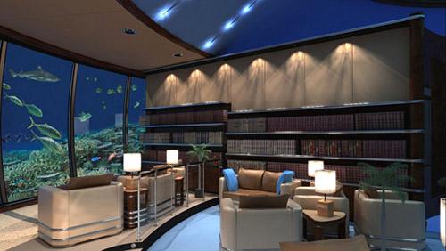 Poseidon Undersea Resort: l'albergo sottomarino