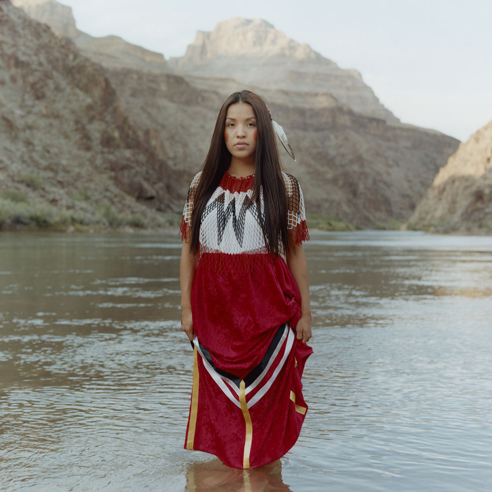The Red Road Project, nelle foto di Carlotta Cardana i nativi americani del ventunesimo secolo