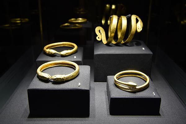 Serpenti nell'arte e nella moda in mostra a Roma