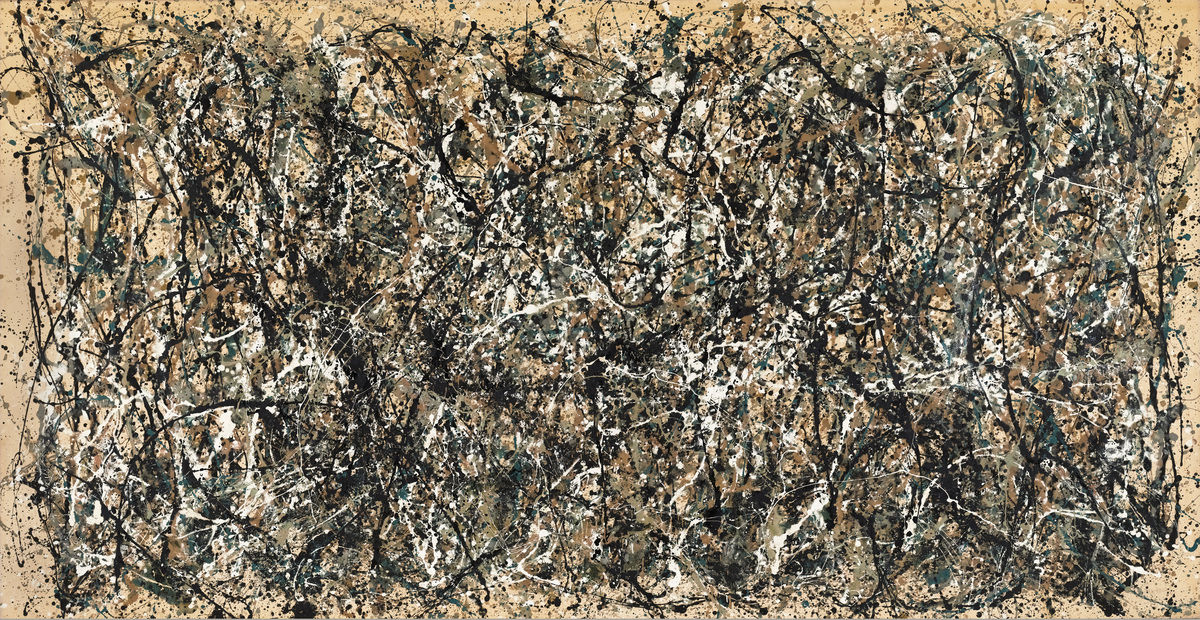 """Jackson Pollock al MoMa, in mostra a New York 50 opere di """"Jack The Dripper"""" realizzate in vent'anni, dal 1934 al 1954 (FOTO) – entro il 1/5 (fine mostra)"""