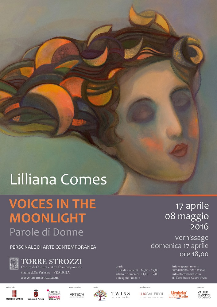 Voices in the Moonlight – Liliana Comes
