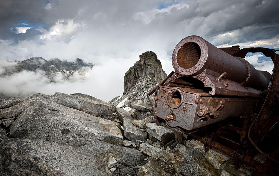 Foto: La Guerra Bianca in mostra a Trento