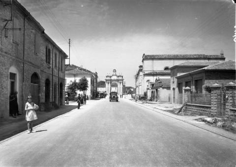 La Via Emilia in fotografia. A Parma
