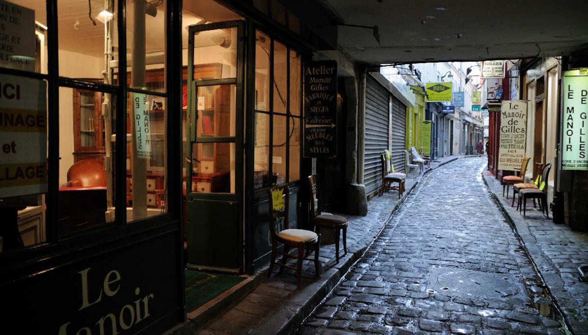 I passaggi segreti di Parigi che non avete mai visitato