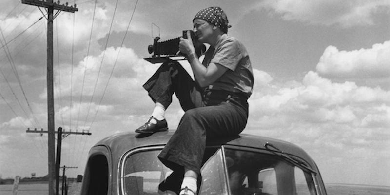 Le foto di Dorothea Lange esposte a Napoli