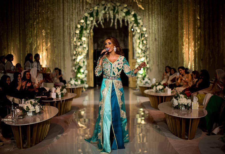 In Arabia Saudita, nozze da mille e una notte