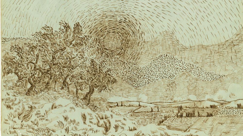 I disegni di Van Gogh, rissa Parigi-Amsterdam
