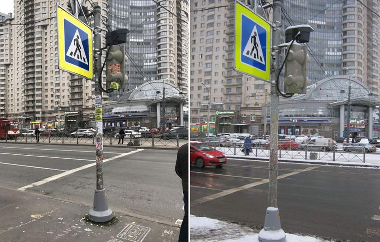 Città russa ripara le strade con Photoshop (di nuovo!)