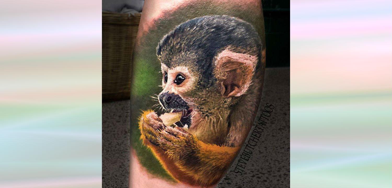 Tatuatore autodidatta crea incredibili tatuaggi realistici