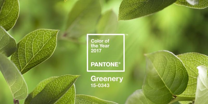 Il colore Pantone per il 2017