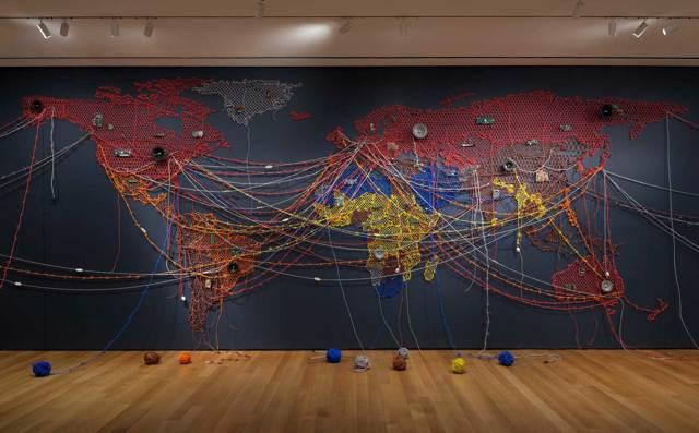 Le storie dei profughi in mostra al Moma di New York
