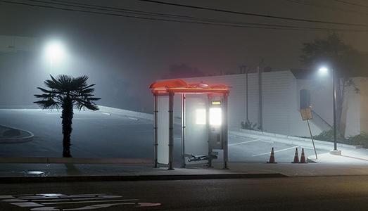 Le notti nebbiose del fotografo Kyle Kim