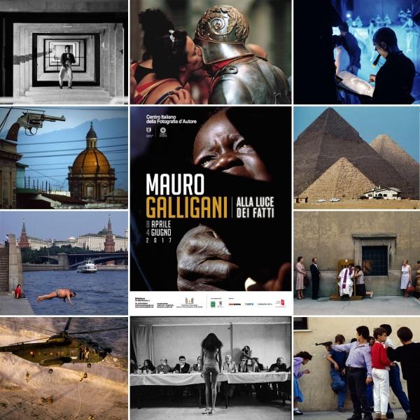 Il mondo visto da Mauro Galligani