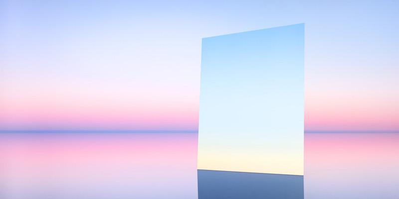 Specchi veri e specchi d'acqua