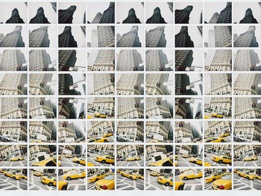 Le polaroid di Maurizio Galimberti per WallPepper®