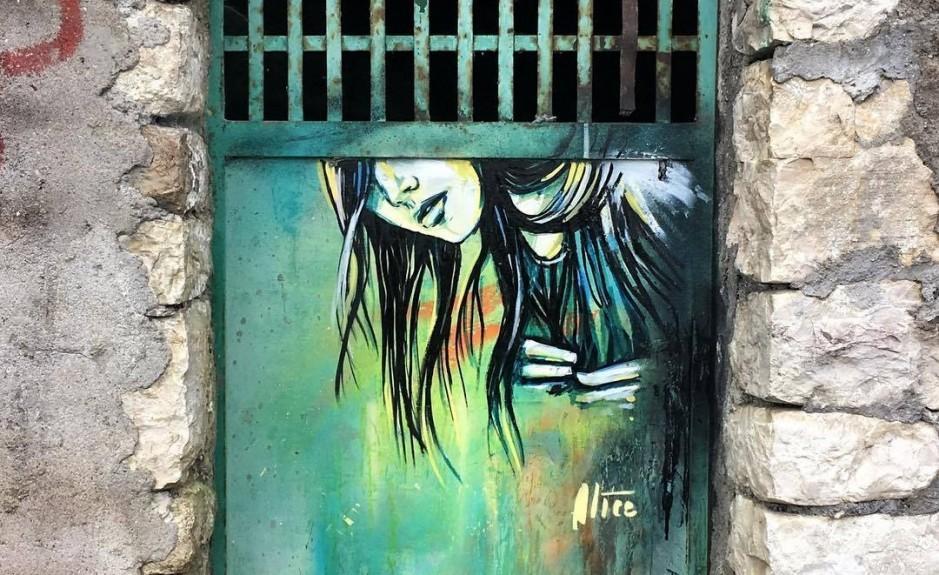 Civitacamporano diventa capitale della street art