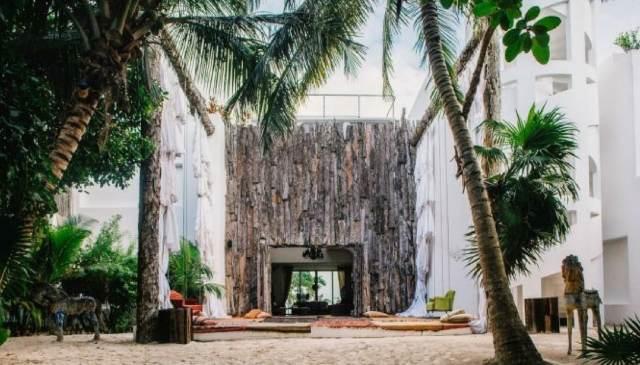 La villa di Pablo Escobar diventa un art-hotel di lusso