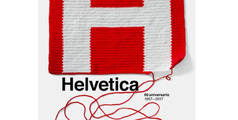 10 poster per i 60 anni di Helvetica