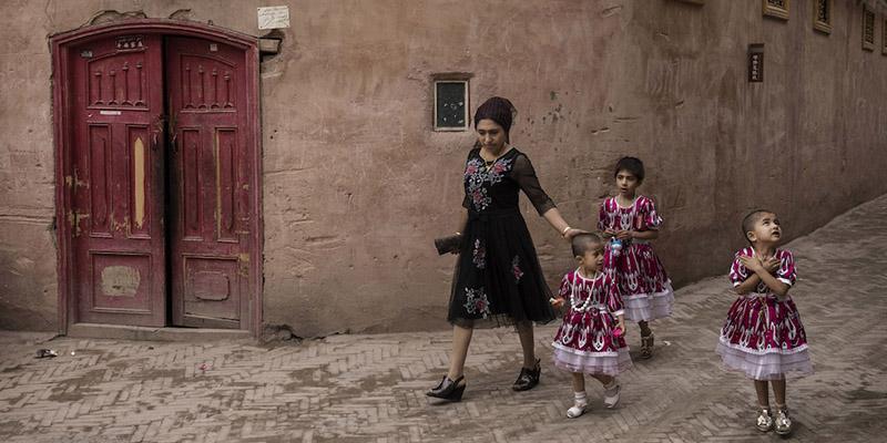 Come vivono gli uiguri