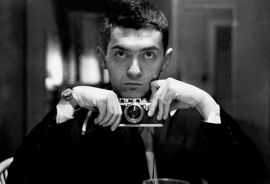 Le fotografie scattate da Stanley Kubrick quando aveva 17 anni