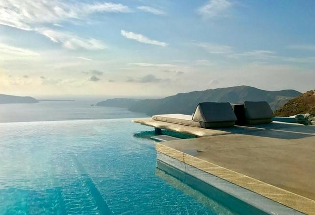Gli alberghi con piscina privata in camera: ecco quali sono i più belli