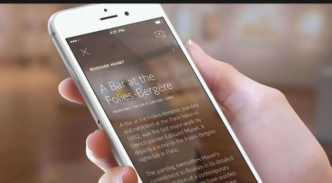 Smartify, lo Shazam delle opere d'arte