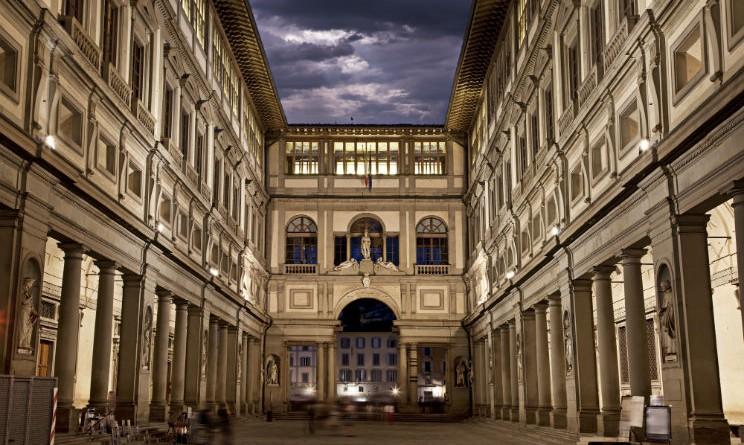 Online il nuovo sito delle Gallerie degli Uffizi