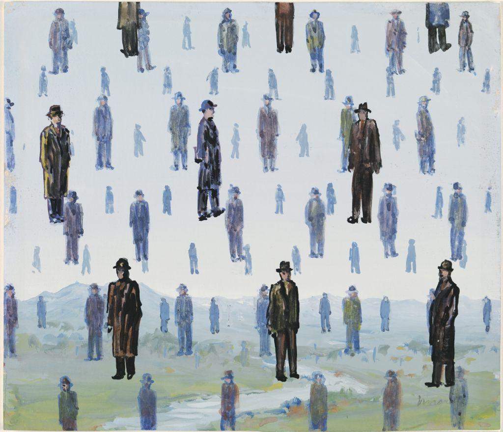 L'anno di Magritte a Bruxelles. Le celebrazioni