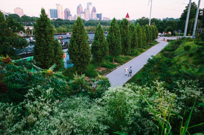 Da aree industriali a parchi urbani, esempi di riutilizzo creativo