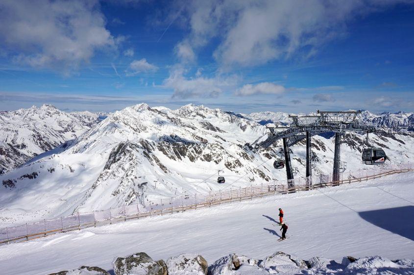 Piste da sci, le più belle del mondo