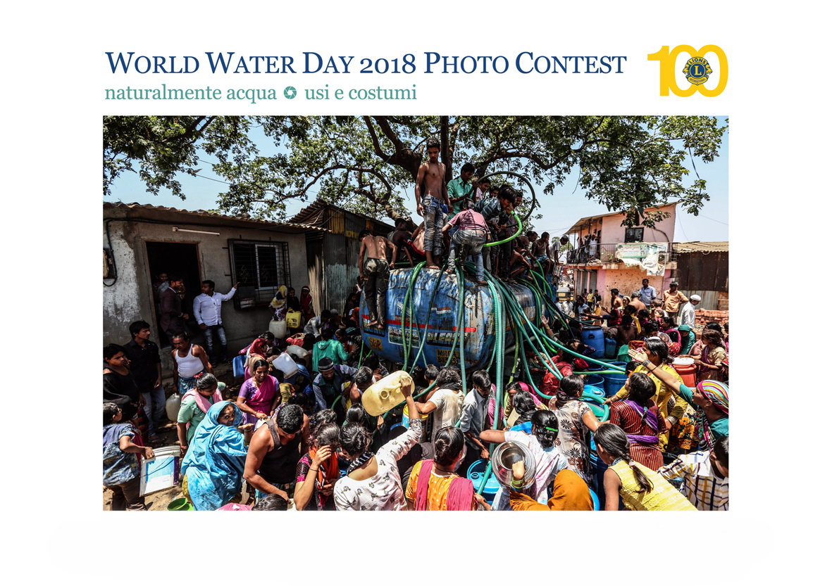 World Water Day Photo Contest. Uno scatto per celebrare il valore dell'acqua