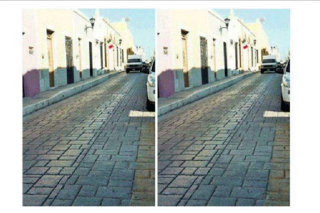 L'illusione ottica di due foto che sembrano diverse ma in realtà sono uguali