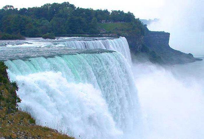 Altro che Niagara… Ecco le 10 cascate più alte del mondo