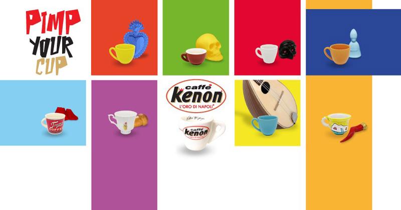 Pimp your cup 2018: nuove idee grafiche per tazzine e piattini da caffè ispirati a Napoli – concorso di idee per creativi